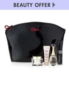 Christian Dior gift with purchase